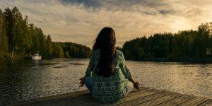 Meditation © Pixabay 2020 / image: leninscape