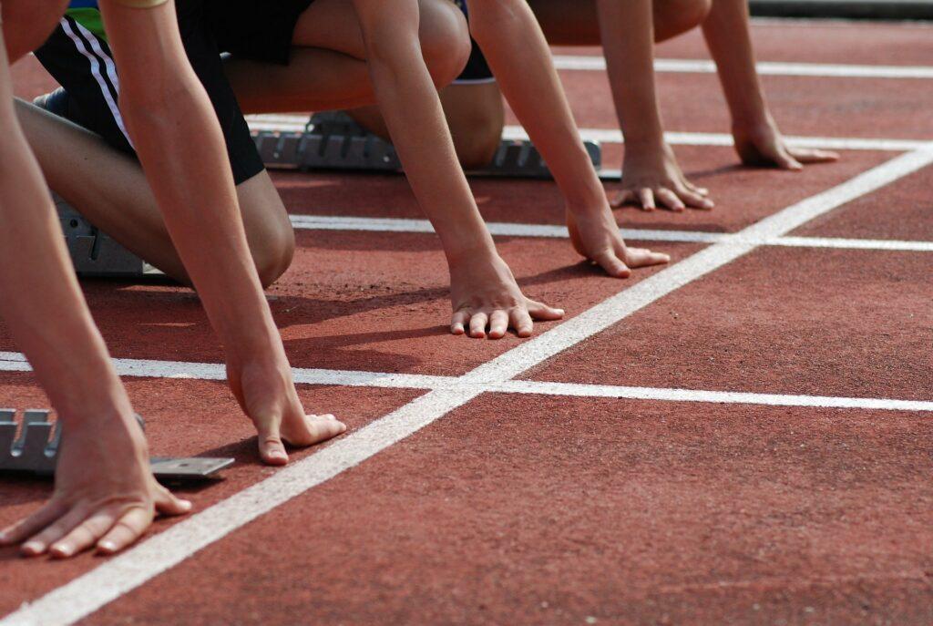 Track and Field © Pixabay 2021 image: e_stamm